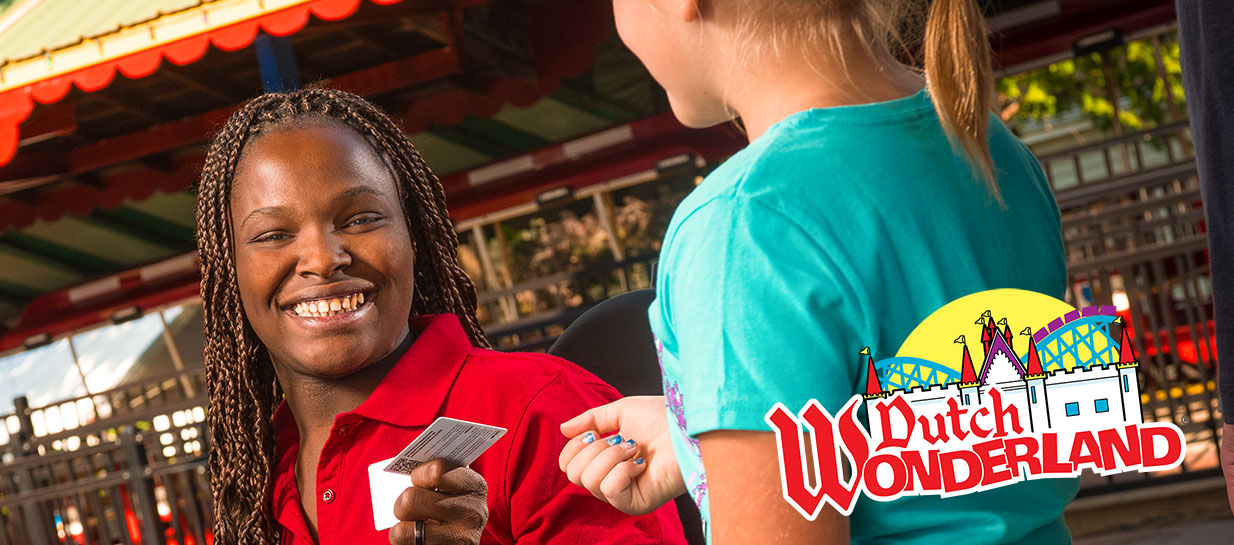 Exciting Jobs at Dutch Wonderland in Lancaster, PA