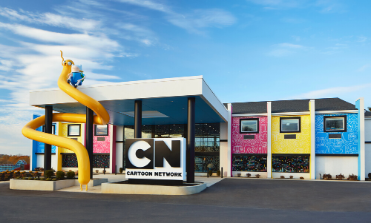 The Cartoon Network Hotel