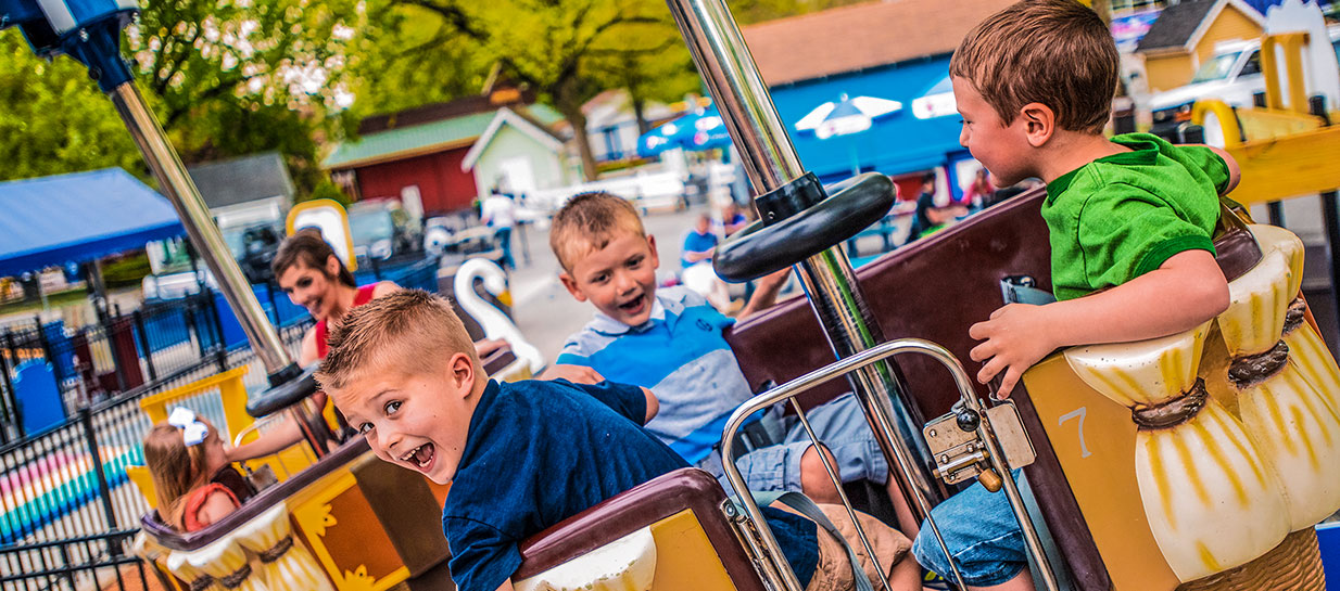 The start of summer is here, as Dutch Wonderland opens its castle doors for daily family fun, this weekend through Labor Day!