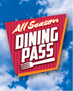 All Season Dining Pass Logo